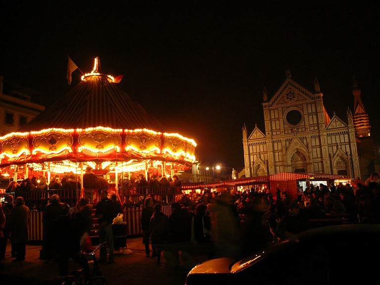 German Winter Market of Florence
