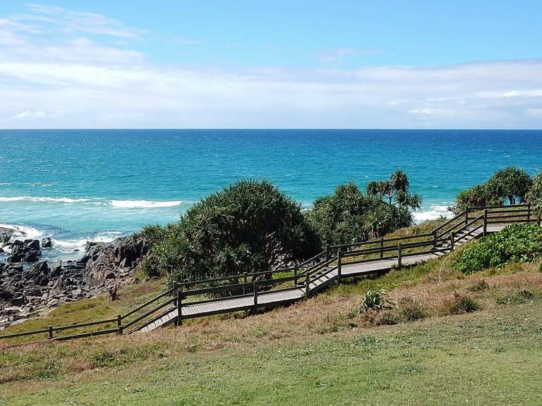 Cabarita Beach © Flickr / Michael Coghlan