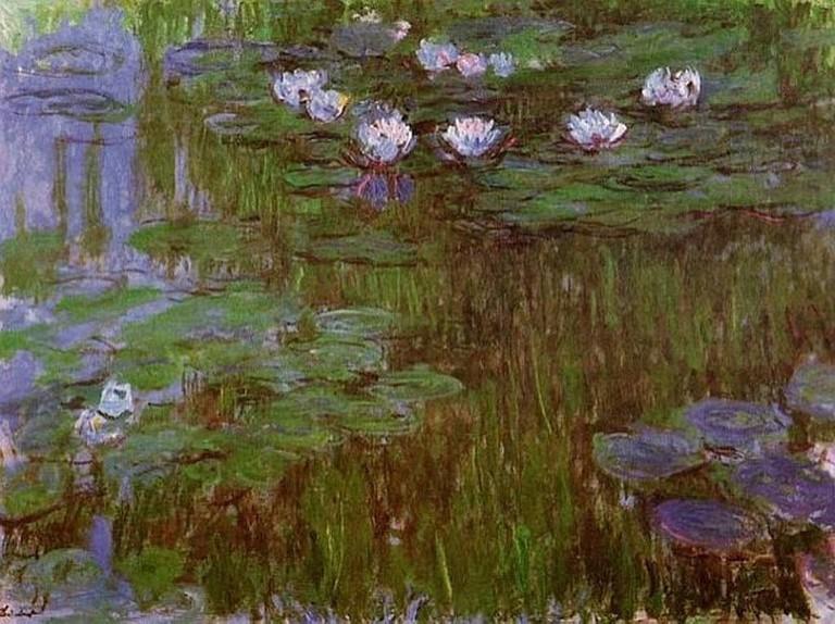Monet's <em><p class=
