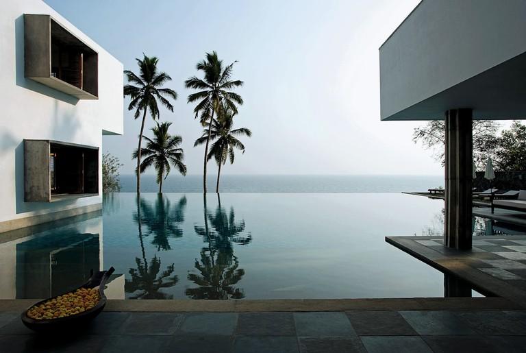 Cliff House, Khosla Associates, 2010. Kerala, India