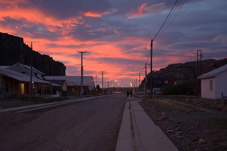 Sunrise in El Chaltén I