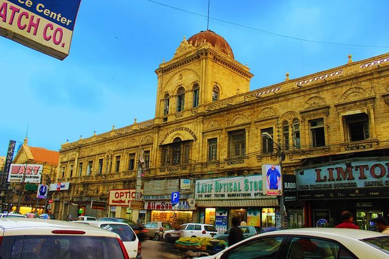 Ideal Life Assurance Building, Saddar