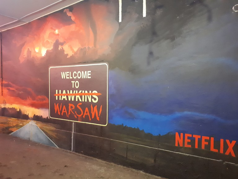 Welcome to Hawkins Warsaw