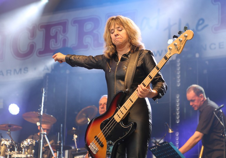 Suzi Quatro | © Mark Kent/Flickr