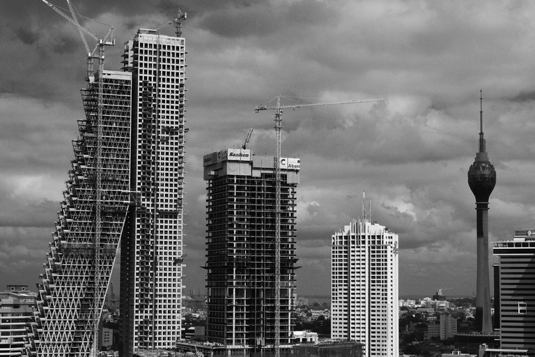 The new Sri Lankan skyline