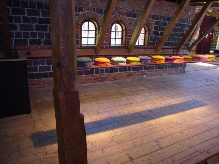 Craft gallery in Fiskars