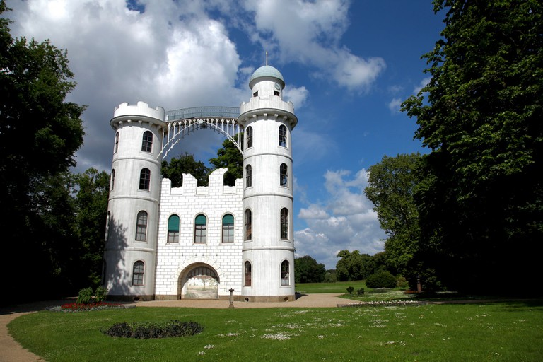 The Castle at Peacock Island Berlin