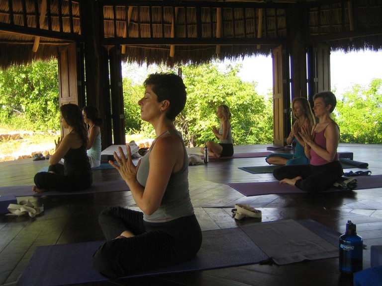 Yoga in Sayulita │