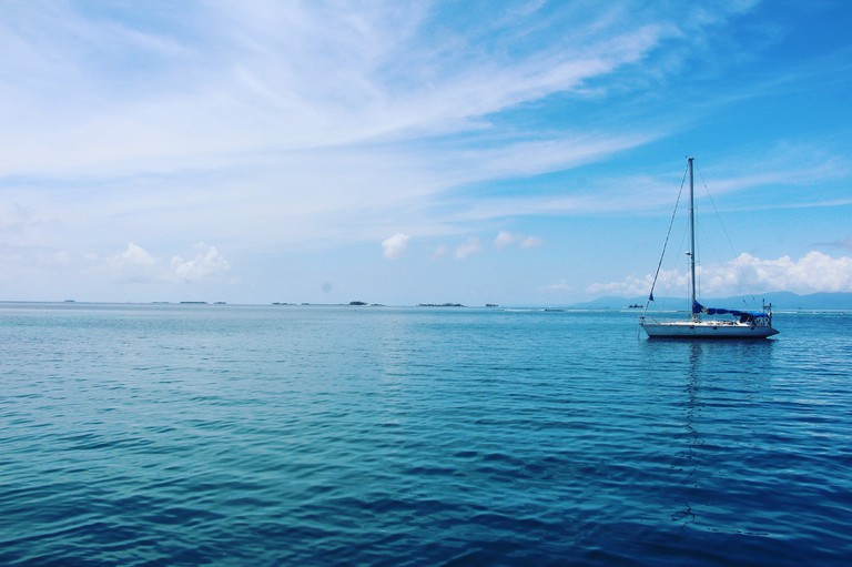 Yachting to the San Blas Islands