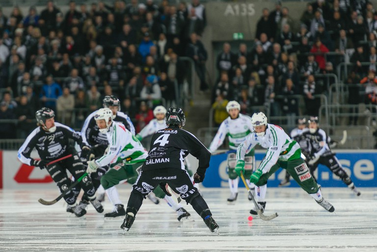 Bandy is a sport like no other