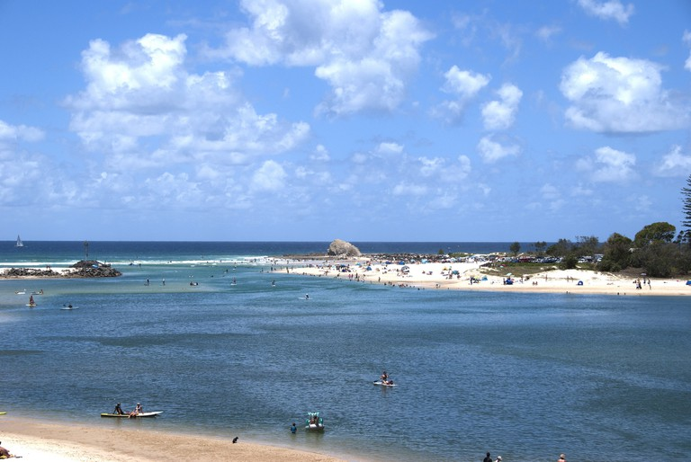 Currumbin © Flickr / Rob Deutscher