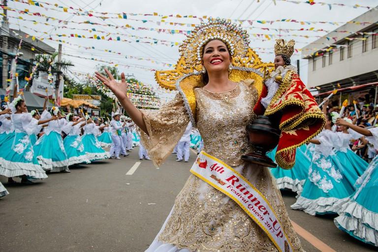 Sinulog Festival Parade