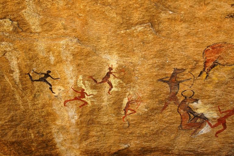 Namibian rock art