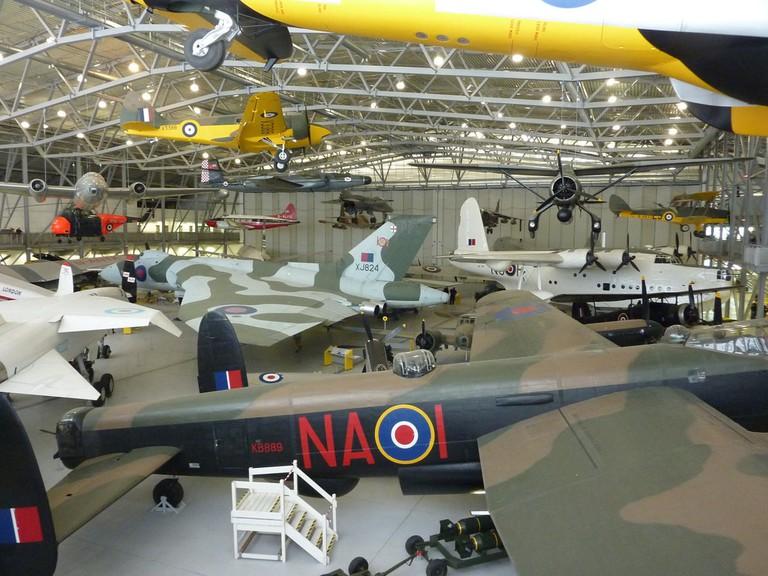 Duxford Imperial War Museum, Cambridgeshire