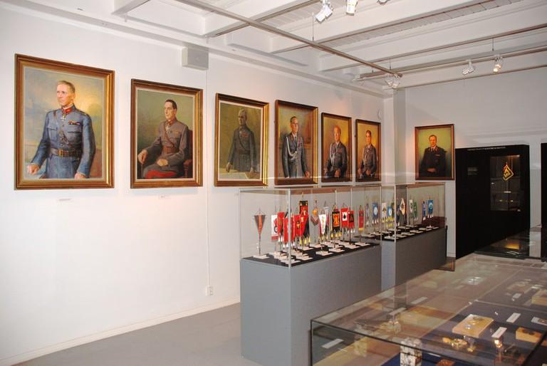 Hämenlinna Artillery Museum