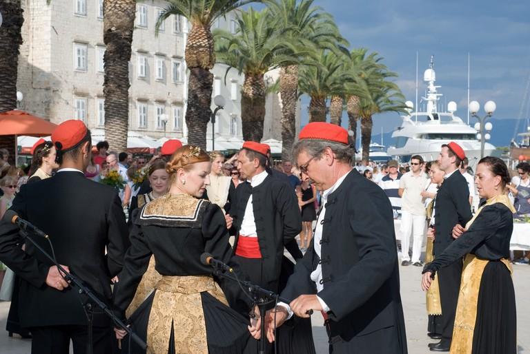 Trogir festival   © Remus Pereni/Flickr