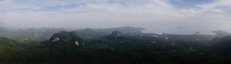 Dragon Crest's view