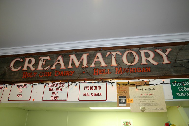 Hell's Creamatory | © Danielle Walquist Lynch/Flickr