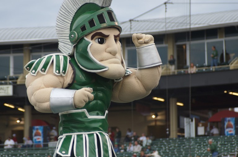 Sparty | © Joel Dinda/Flickr