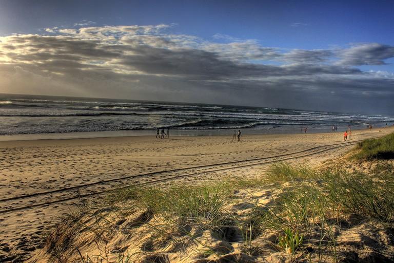 Surfers' Paradise © Flickr / R. Jeremia