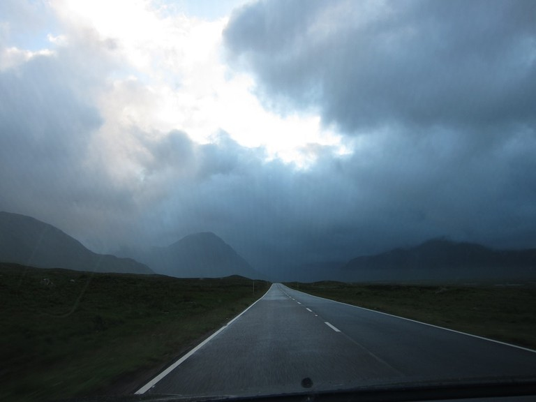Scottish Highways | © Alberto Garcia / Flickr
