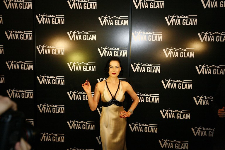 Dita Von Teese | © Charlie Brewer/Flickr