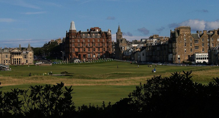 The Old Course at St. Andrews | © Christine Olson / Flickr