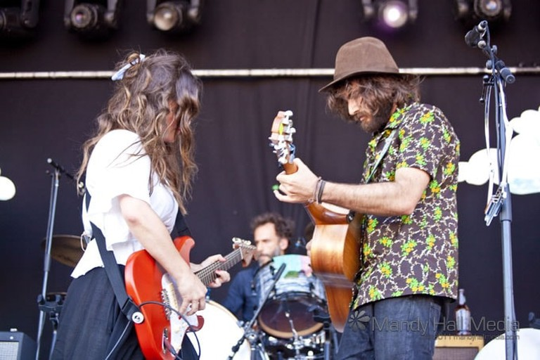 Angus and Julia Stone © Flickr / Mandy Hall