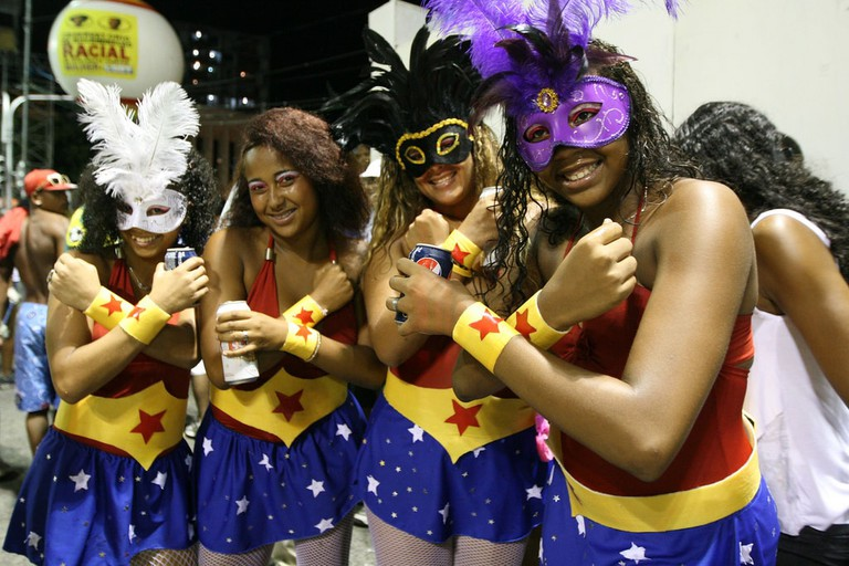 Abertura do Carnaval de Salvador 2011Na foto:Foto:Rafael Martins/AGECOM