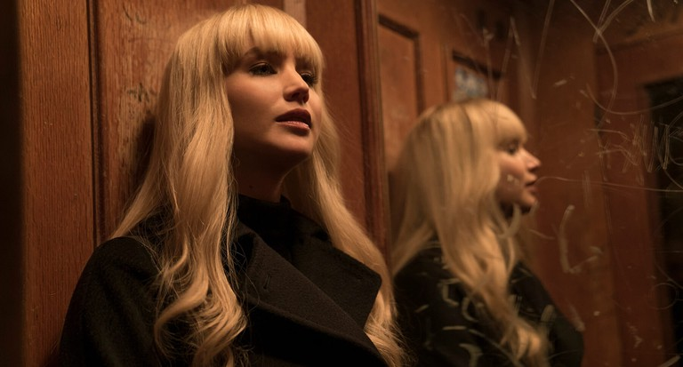 Jennifer Lawrence stars in 'Red Sparrow' | ©20th Century Fox