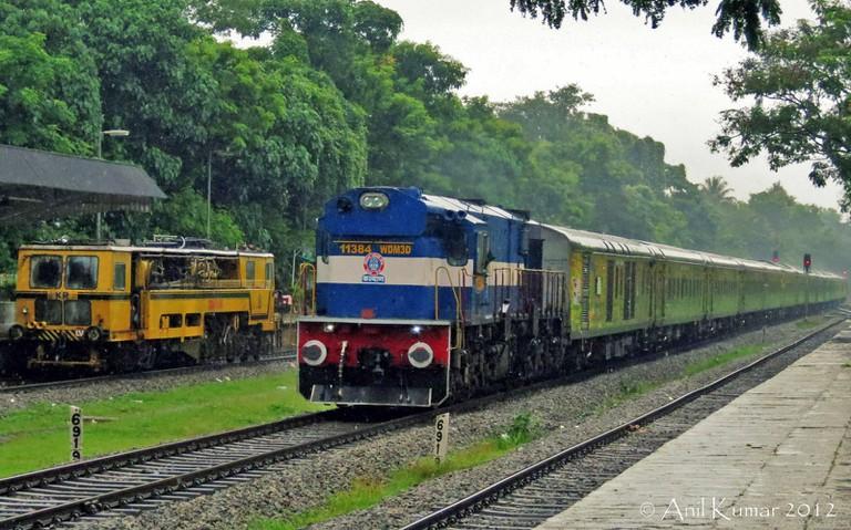 Ernakulam Duronto Express