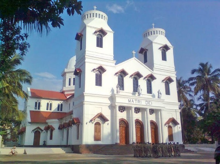 Mother of God (Matri Dei) Cathedral in Calicut