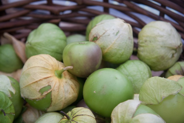 Tomatillos│© Tim Sackton / Flickr