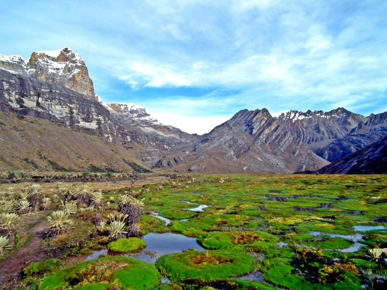 El Cocuy National Park