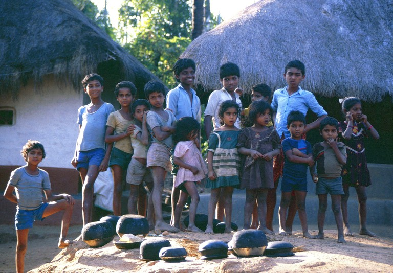 7.adivasi_children_