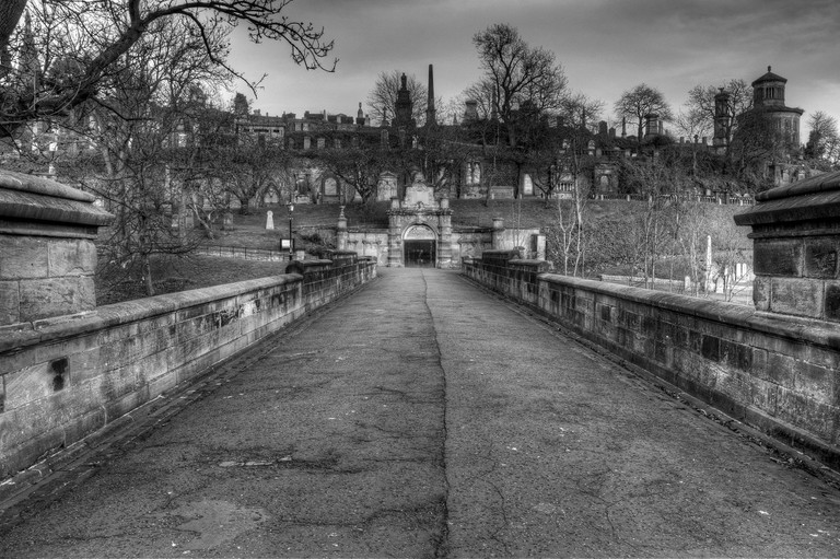 Necropolis Glasgow | © Shadows and Light / Flickr