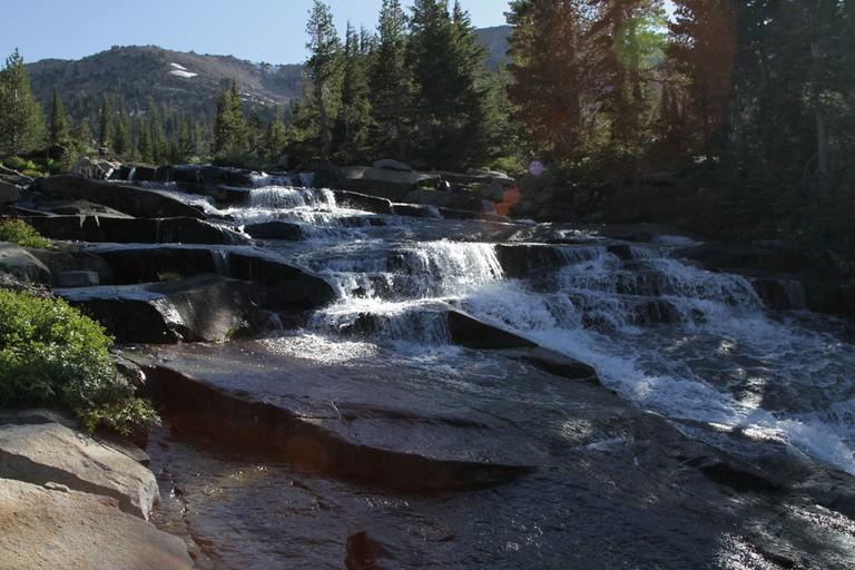 High Sierra/Lake Tahoe Basin Mgmt Unit/Desolation Wilderness