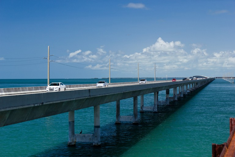 Oversea Highway to the Florida Keys