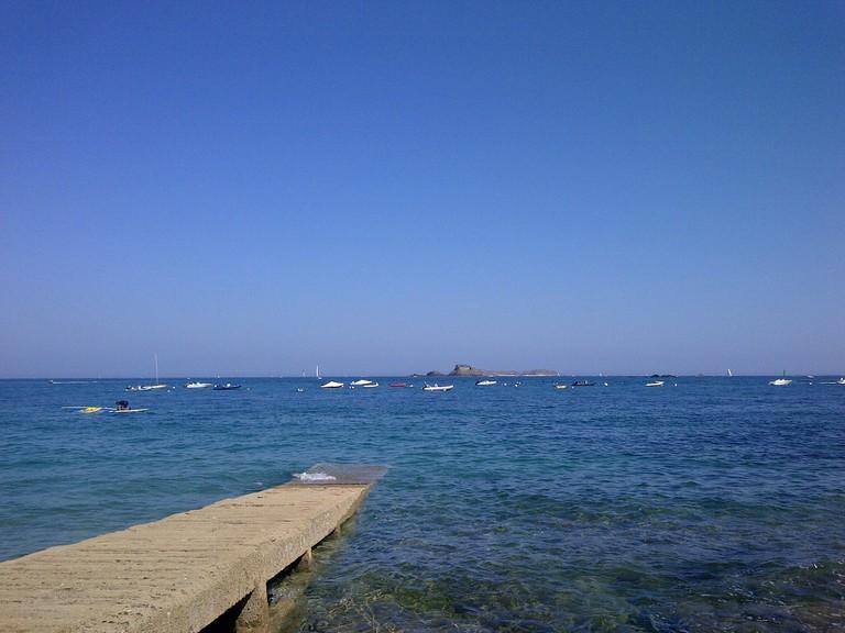 Beaches near Dinard