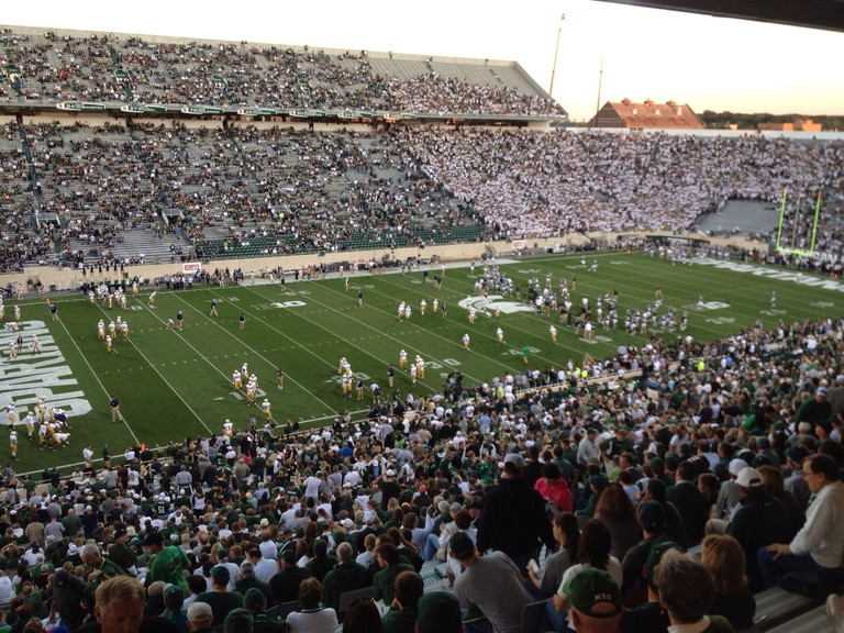 Spartan Stadium | © Christine/Flickr
