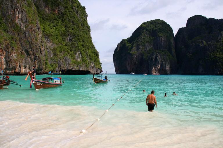 Gorgeous Maya Bay | © shoufany/Flickr
