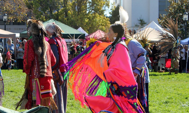 Day 286: Indigenous Peoples Day