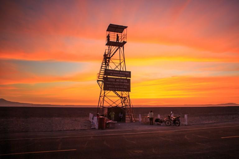 Nazca Tower