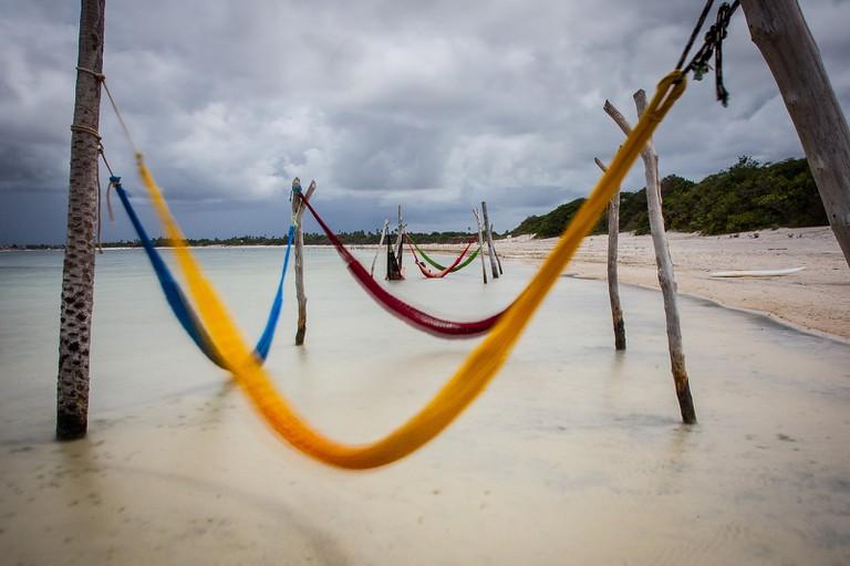 Jericoacoara hammocks