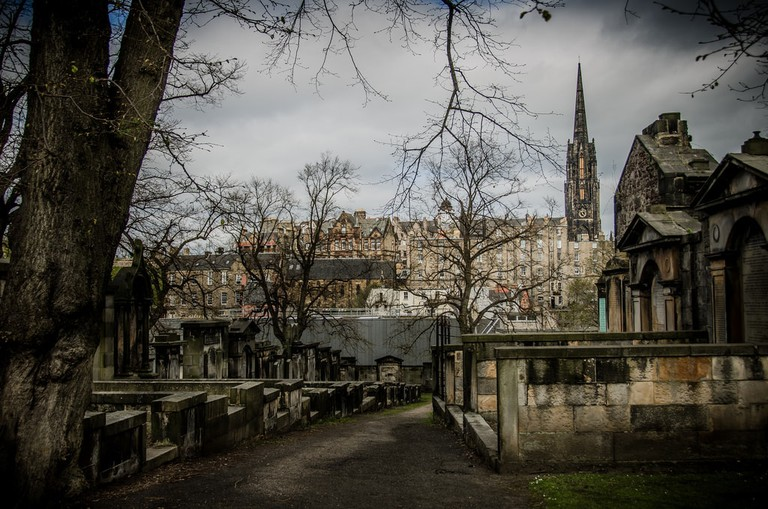 Greyfriars Kirkyard | © Donna Green / Flickr