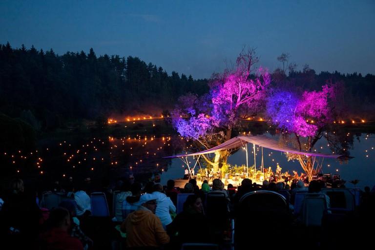 Leigo Lake Music Festival