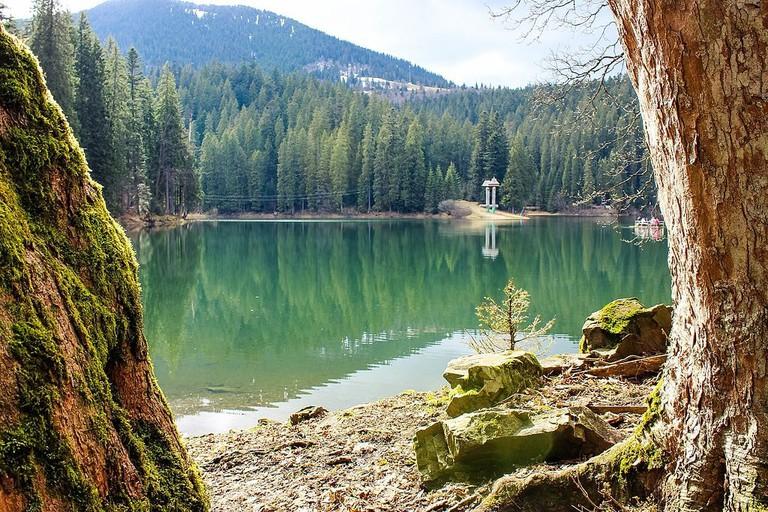 Озеро_Синевир_
