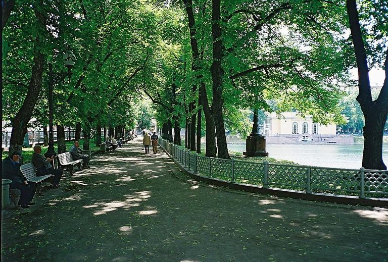 ПАТРИАРШИЕ_ПРУДЫ_-_panoramio