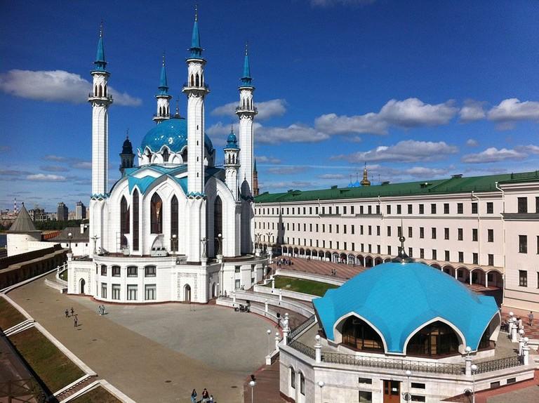 Мечеть_Кул_Шариф_-_вид_с_башни