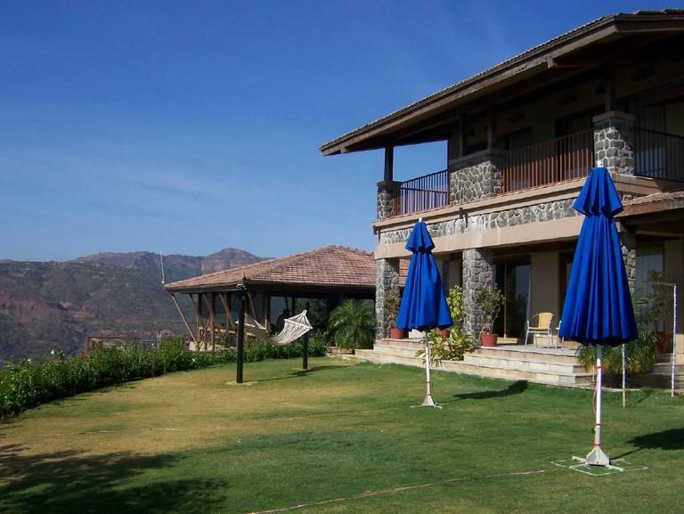 A resort on Lavasa